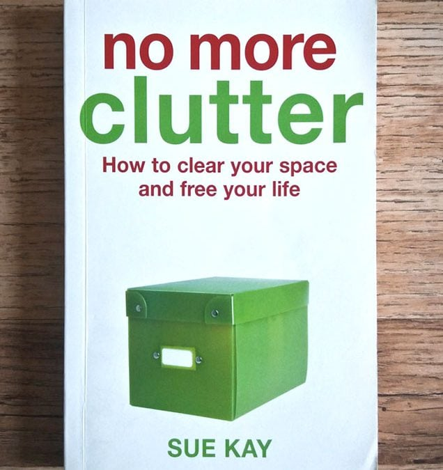 "Book review ""No more Clutter"""