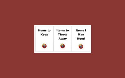 How to easily declutter your home