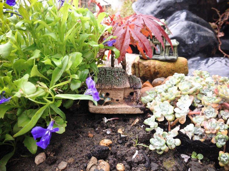 Garden Organising