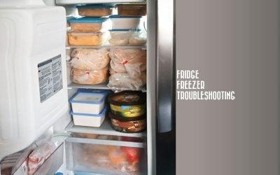 Fridge Freezer troubleshooting