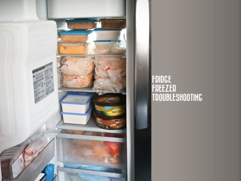 Fridge Freezer troubleshooting